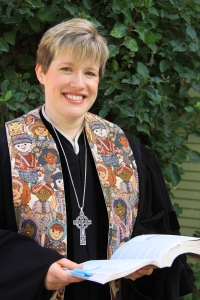 Pastor Anna Camphouse